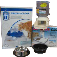 Cat Bowls/Feeders/Waterers