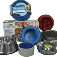 Dog Bowls and Dishes
