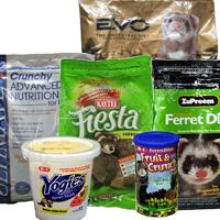 Ferret Food/Treats