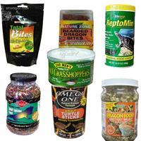 Reptile Foods