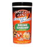 Omega One Freeze-Dried Brine Shrimp Fish Food 1.28 ounce