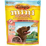 Zuke's Mini Naturals Salmon 6 oz Dog Treat