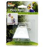 Copper Bell Bird Toy Parrot Large