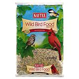 Kaytee Supplemented Wild Bird Food Seed Mix 20 lb