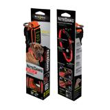 Nite Ize Night-Dawg Lighted LED Dog Collar Orange Large