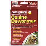 Safe-Guard Canine Dewormer 4 Gram 3 Pack