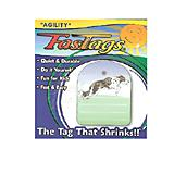 FasTags Do-it-yourself Pet ID Tag Agility Pattern