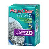 AquaClear 20 Zeo-Carb Aquarium Filter Insert