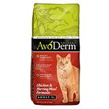 AvoDerm Natural Chicken & Herring Cat Food 6 lb