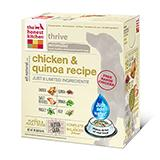 Honest Kitchen Thrive Dehydrated RAW Dog Food 10 lb