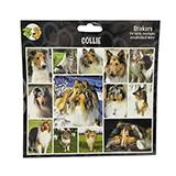 Arf Art Dog Sticker Pack Collie