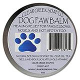 Clear Creek Dog Paw Salve