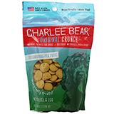 Charlee Bear Cheese and Egg Dog Training Treats 6 oz bag