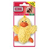 KONG Low Stuffing Duckie XSmall Dog Toy