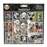 Arf Art Dog Sticker Pack Dalmatian
