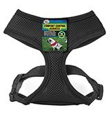 Comfort Control Dog Harness Black Medium