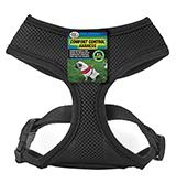 Comfort Control Dog Harness Black XLarge