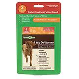 WormX Plus for Medium & Large Dogs 2pk