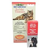 BioGroom Pet Ear Mite Treatment 1oz