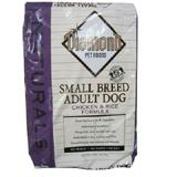 Diamond Naturals Chicken Rice Small Breed Dog Food 18lb