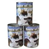 Taste of the Wild Pacific Stream Canned Dog Food case