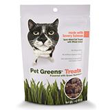 Pet Greens Salmon Cat Treats 3oz