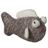Sock Pal Fish Cat Toy