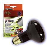 Zilla Night Black Heat Incandescent Spot Heat Bulb 75 watt