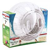 Run-About 7-inch Hamster and Gerbil Clear Exercise Ball
