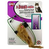 A-door-able Cat Toy Mouse