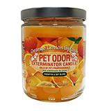 Pet Odor Eliminator Lemon Splash Candle