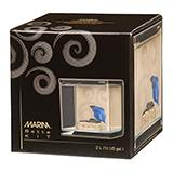 Marina Black and Tan Betta Aquarium Kit