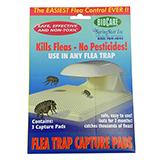 Springstar Electric Flea Trap Capture Pad Refills 3pk