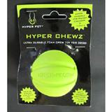 Hyper Pet Hyper Chewz Ball Dog Toy