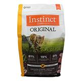 Nature's Variety Instinct Chicken Meal Cat Food 5.5-Lb.