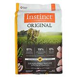 Nature's Variety Instinct Chicken Meal Cat Food 11-Lb.