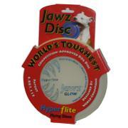 Hyperflite Jawz Glow Competition Dog Sport Disc