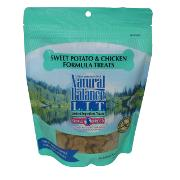 Natural Balance Chicken Sweet Potato Treat Small Breed