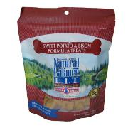 Natural Balance Bison Sweet Potato Treat Small Breed