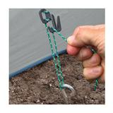 Figure 9 Tent Guy Line Adjustment Kit with Reflective Cords