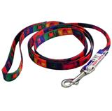 Tuff-Lock Small Glass Nylon Leash 5/8in x 6-ft.