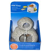 Deco-Replicas Hide-Away Small and Medium Aquarium Caves