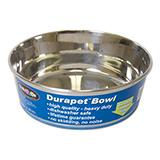 Durapet Premium Stainless Steel Pet Bowl 1.25 Quart
