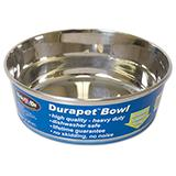 Durapet Premium Stainless Steel Pet Bowl 4.5 Quart