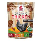 Plato Organic Chicken Dog Treats 6-oz.