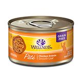 Wellness Cat Chicken 3 oz cs