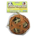 Ware Edible Treat Ball Small Animals 4 inch