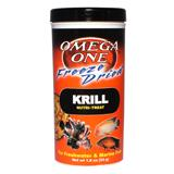 Omega One Freeze Dried Krill Fish Food 1.3 ounce