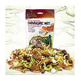 Zilla Reptile Munchies Omnivore Mix with Calcium 4oz