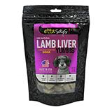 Etta Says! Freeze Dried Lamb Liver Dog Treat 3 oz.